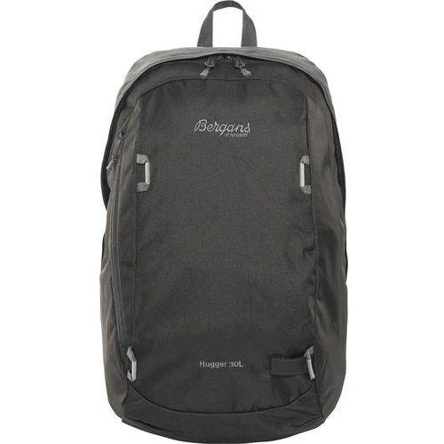 Bergans hugger 30 l plecak czarny 2018 plecaki szkolne i turystyczne