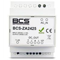 -za2425 zasilacz do systemu wideodomofonowego ip marki Bcs
