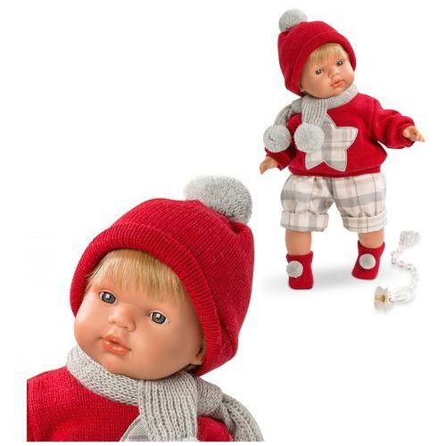 Sasha lalka płacząca 38 cm