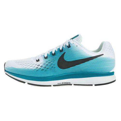 Nike  air zoom pegasus 34 sneakers niebieski biały 46