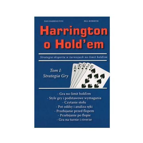 OKAZJA - Książka harrington o hold`em tom 1 marki P.w.euro-tech anita gibas