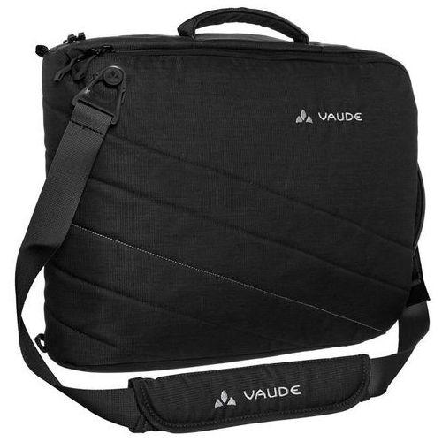 Torba - plecak na laptop petronio - czarny - czarny marki Vaude