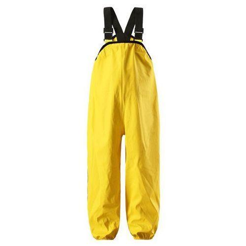 Reima spodnie przeciwdeszczowe lammikko żółty - żółty ||2350