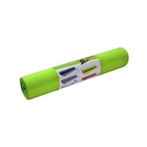 EB FIT - 1403 - Mata do jogi 3 mm zielona - zielony