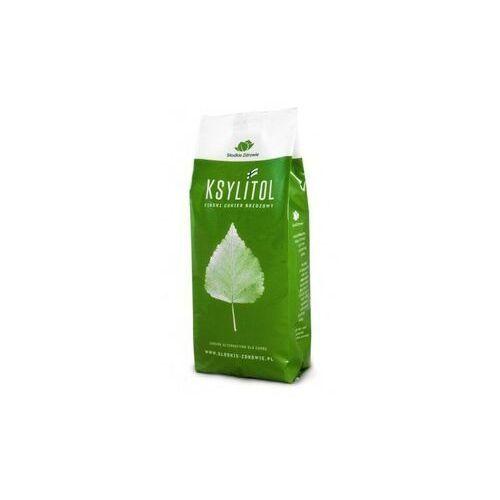 Ksylitol fiński - cukier brzozowy 250g marki Słodkie zdrowie