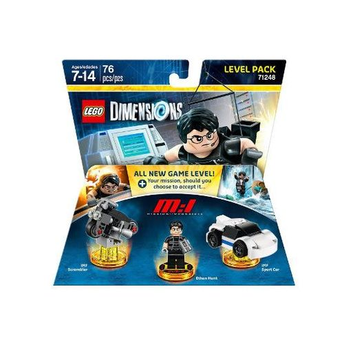 Avalanche studios Lego dimensions-level pack71248-mission impossible