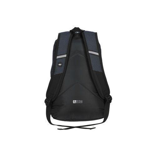 4f Plecak h4l18 pcu007 czarny (5901965828690)