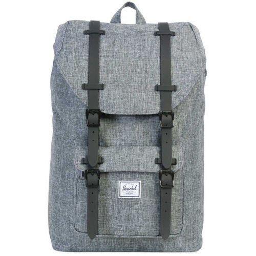 Herschel little america mid-volume plecak szary 2018 plecaki szkolne i turystyczne (0828432123377)