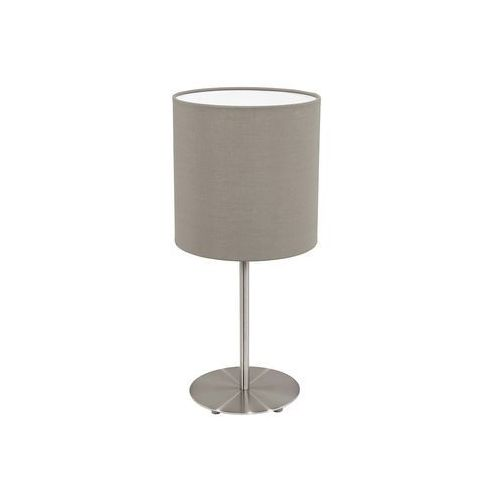 Eglo 31595 - lampa stołowa pasteri 1xe27/60w/230v