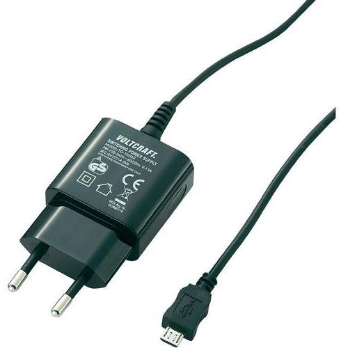 Ładowarka USB VOLTCRAFT SPS-1000 MicroUSB, 1000 mA