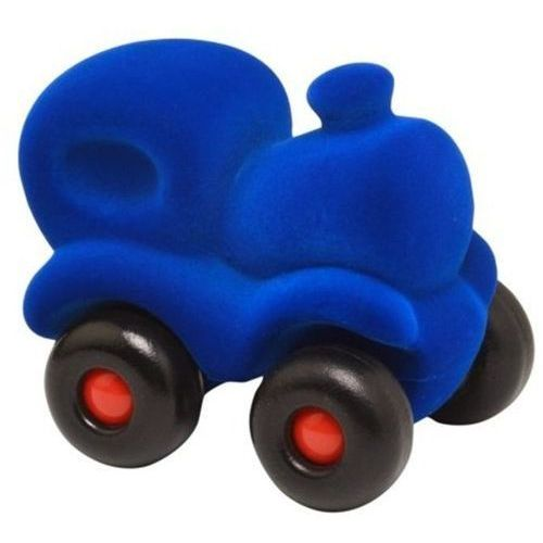 Rubbabu Ciuchcia cho-cho duża,kolor niebieski