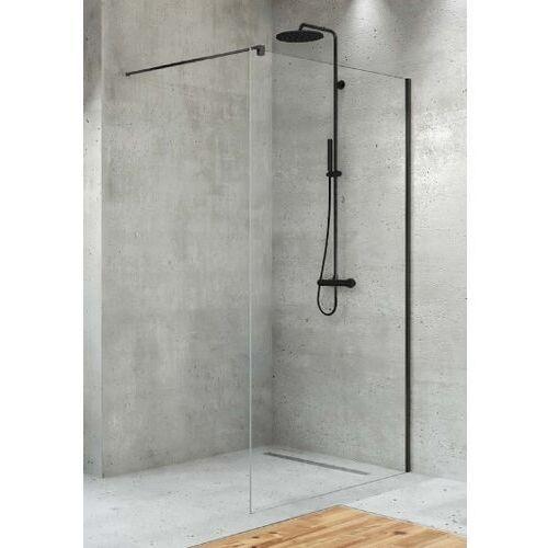 Ścianka prysznicowa 120 cm Velio New Trendy D-0145B ✖️AUTORYZOWANY DYSTRYBUTOR✖️ (5902276336577)