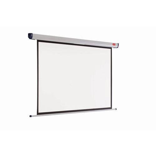 Ekran ścienny ręcznie rozwijany NOBO 16:10 175x109,3cm, 5168