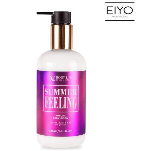 Balsam do ciała summer feeling - zapach dla kobiet - 300 ml marki Nails company