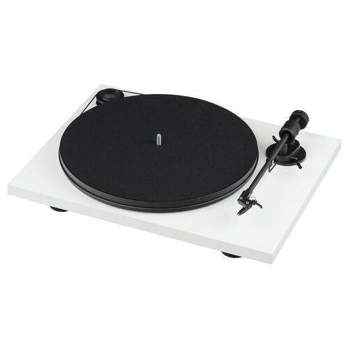 Gramofon primary e phono biały darmowy transport marki Pro-ject
