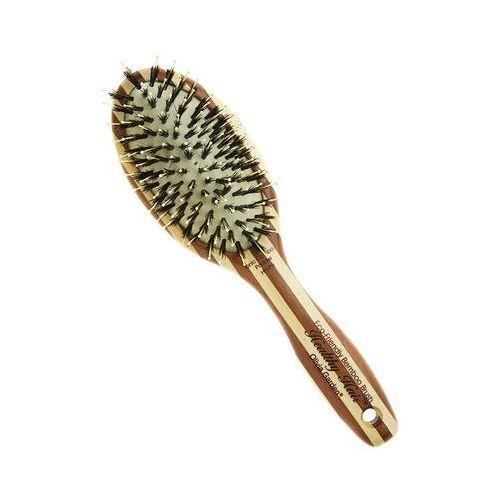 Olivia Garden Healthy Hair Ionic Paddle szczotka do włosów HH-P6 Ionic Combo (Eco-Friendly Bamboo) (5414343010339)