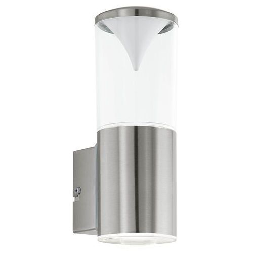 Kinkiet Eglo Penalva 94811 zewnętrzny lampa ścienna 1x3,7W LED IP44 satyna, 94811