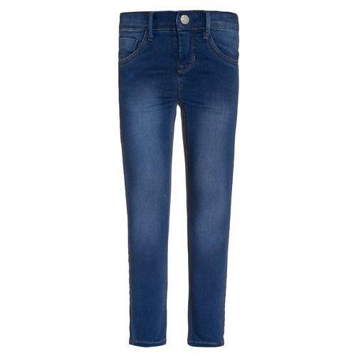 trinas spodnie medium blue denim marki Name it