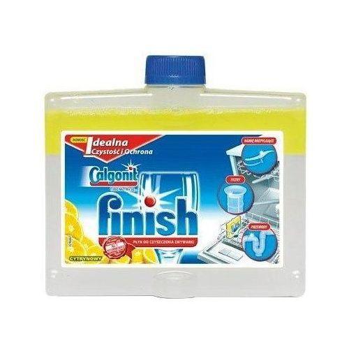 Płyn FINISH Środek do czyszczenia zmywarek cytrynowy 250 ml