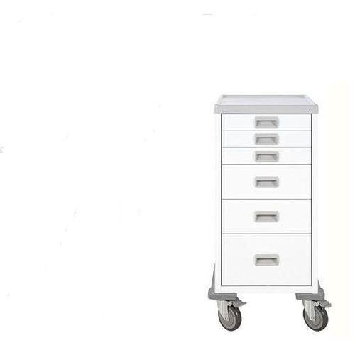 Wózek wielofunkcyjny wąski nc 3706 marki Chrobok