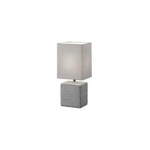 Reality ping lampa stołowa tytan, 1-punktowy - dworek - obszar wewnętrzny - ping - czas dostawy: od 3-6 dni roboczych (4017807275896)