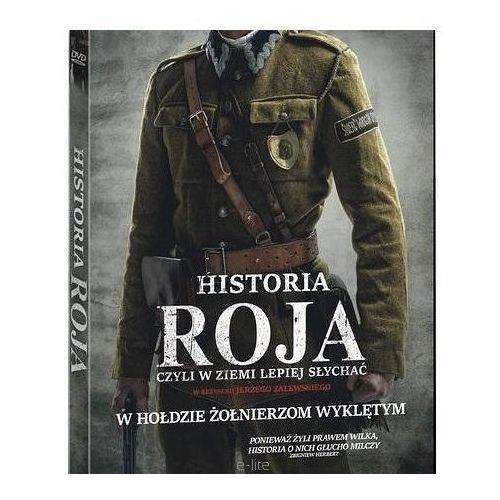 Historia Roja, czyli w ziemi lepiej słychać DVD (5906190324849)