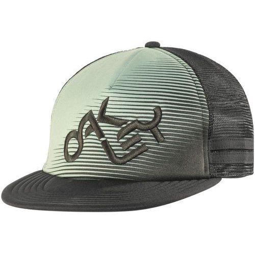 novelty logo nakrycie głowy mężczyźni szary/czarny 2018 czapki z daszkiem marki Oakley