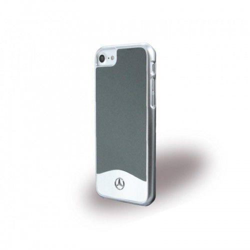Mercedes Hardcase iPhone 7 - Szary TPU (3700740387818)