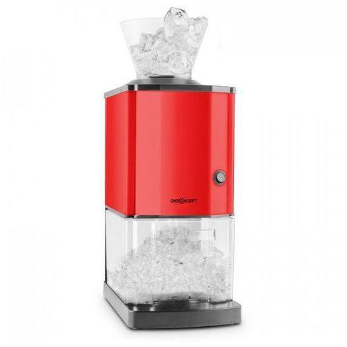 oneConcept Icebreaker Rozkruszacz do lodu 15 kg/h 3,5 l Pojemnik na lód (4260414899560)