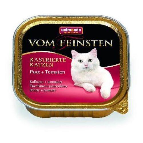 vom feinsten dla kotów kastratów szalka 100g nowe smaki marki Animonda