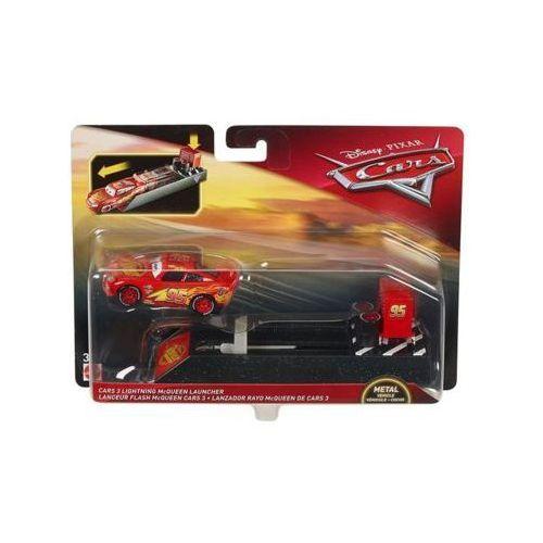 Cars 3 lightning mcqueen launcher - darmowa dostawa od 199 zł!!! marki Hot wheels