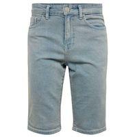 jeansy niebieski denim marki New look