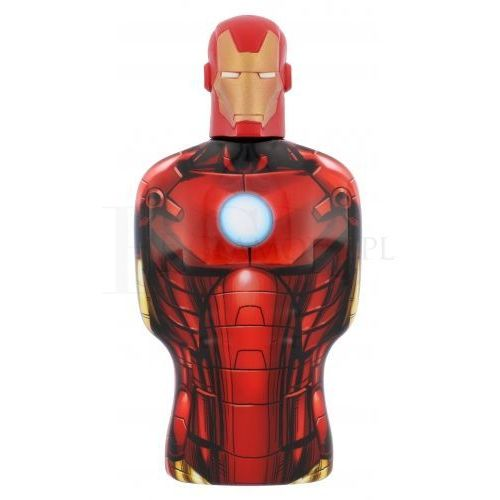 Marvel avengers iron man żel pod prysznic 350 ml (5013692232531)