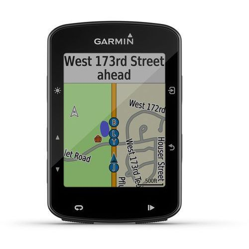 Garmin Edge 520 Plus Nawigacja GPS czarny 2018 Nawigacje rowerowe (0753759209681)