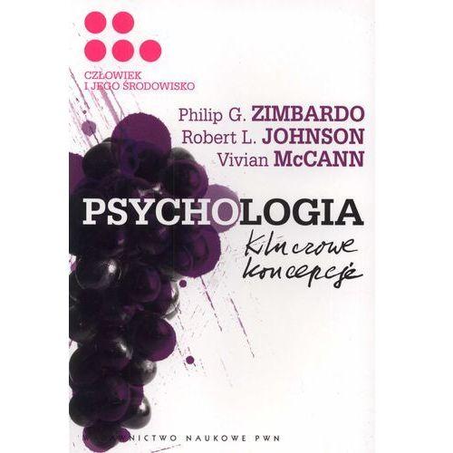 PSYCHOLOGIA KLUCZOWE KONCEPCJE TOM 5 (oprawa miękka) (Książka), pozycja wydana w roku: 2010