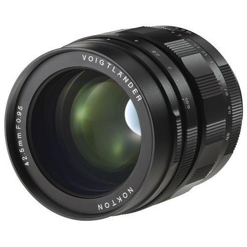Voigtlander 42.5mm F/0.95 NOKTON - produkt w magazynie - szybka wysyłka!