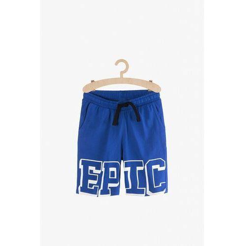 Szorty chłopięce niebieskie Epic 2N3809, kolor niebieski