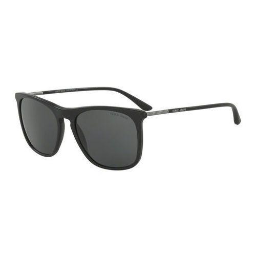 Giorgio armani Okulary słoneczne ar8076f asian fit 504287