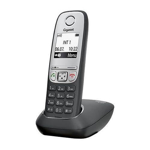 Gigaset Telefon a415 czarno-biały + zamów z dostawą jutro! + darmowy transport!