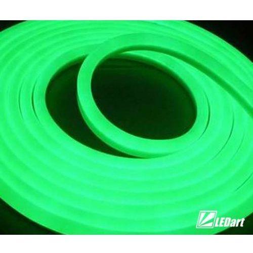 Led neon flex 1m zielony marki Ledart
