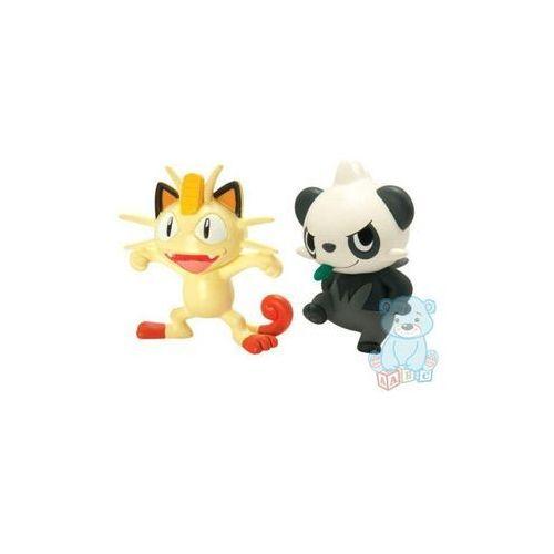 Tomy Komplet 2 figurek pokemon meowth i pancham
