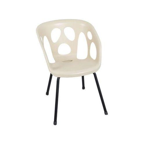 Ołer garden Krzesło ogrodowe ghost białe (5907795805337)