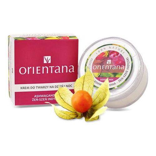 krem do twarzy ashwagandha żeń-szeń indyjski 40g marki Orientana