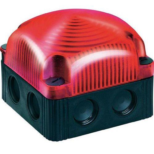 Werma signaltechnik Sygnalizator świetlny led  853.110.54, flesz, ip66, czerwony