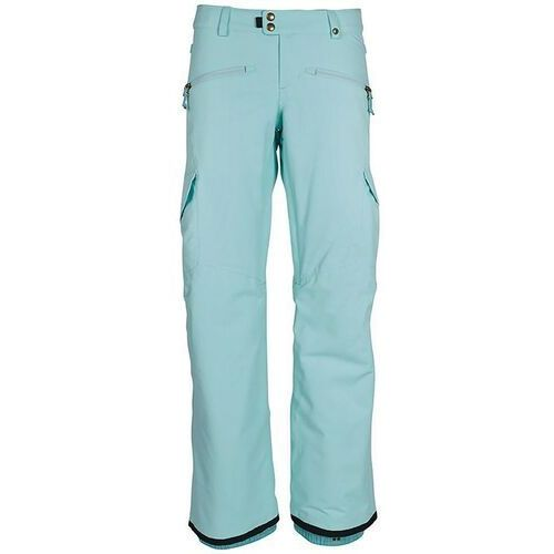 686 Spodnie - mistress insl cargo pnt seaglass (sgls) rozmiar: s