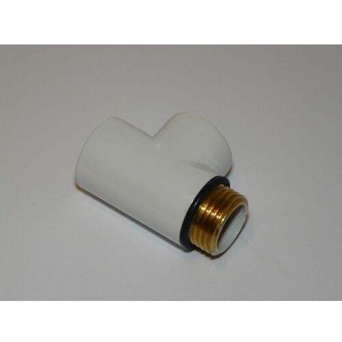 Trójnik - biały 1/2'' marki Thomson heating