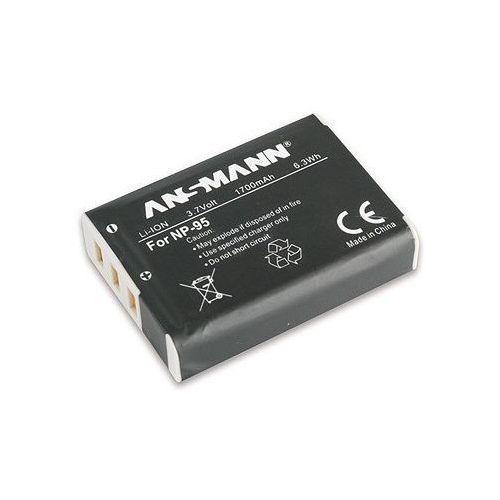 Akumulator ANSMANN A-FUJ NP 95 (4013674013476)