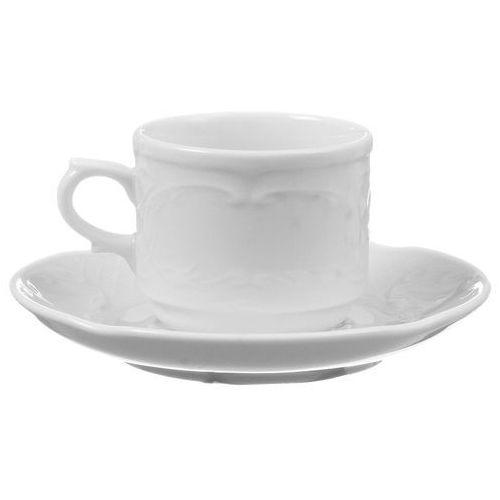 Fine dine Filiżanka porcelanowa poj. 120 ml palazzo