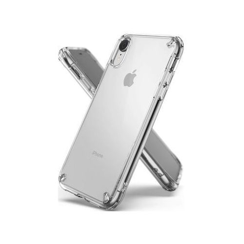 Rearth Etui ringke fusion do apple iphone xr 6,1 clear - przezroczysty