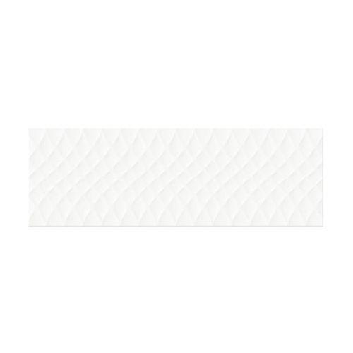 Glazura bianca 20 x 60 błysk str. marki Cersanit